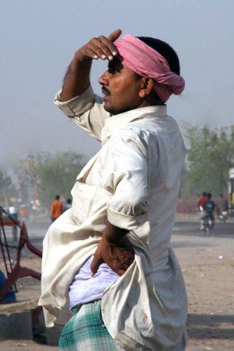 Zdjęcia: VARANASI, Pod słońce, INDIE
