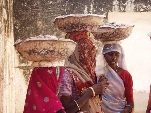 Zdjęcia: pustynia Thar, Rajastan, twarze Indii 6, INDIE