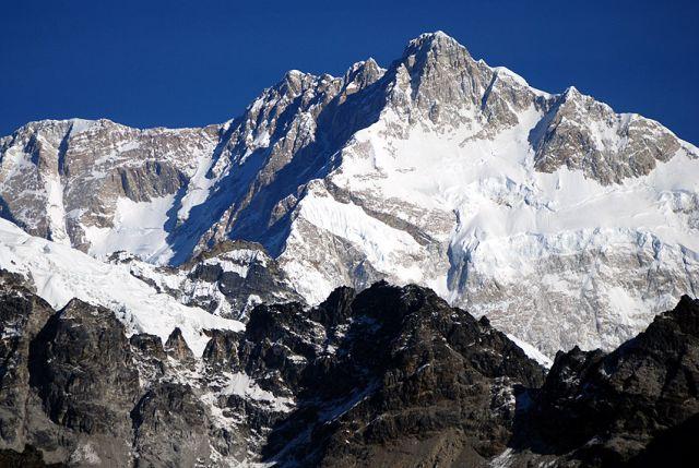 Zdjęcia: rejon Kangdzendzongi, sikkim, Kangdzendzonga 8586 m, INDIE