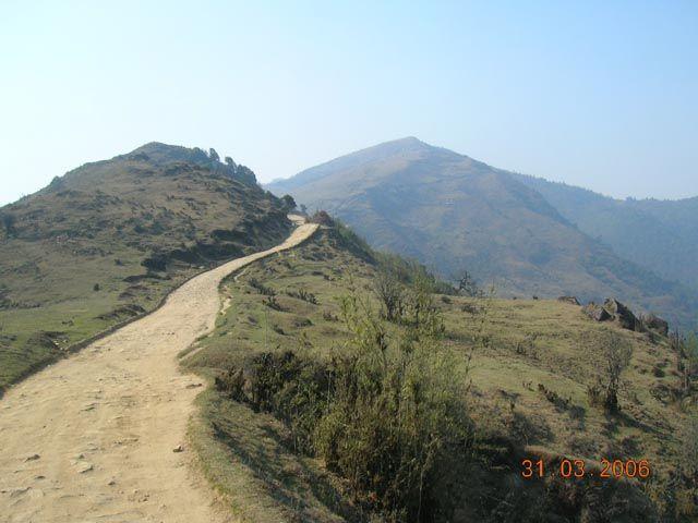 Zdjęcia: trekking Sandakphu, Bengal Zachodni, na szlaku, INDIE