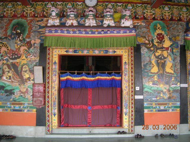 Zdjęcia: Rumtek, Sikkim, buddyjski klasztor, INDIE