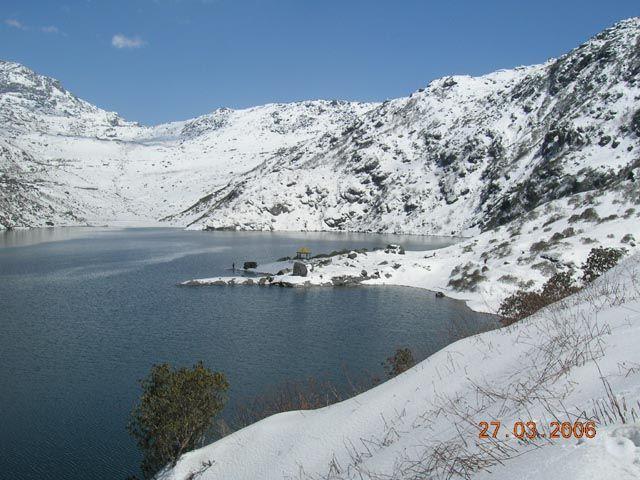 Zdj�cia: Tybet, Sikkim, jezioro Tsomgo, INDIE