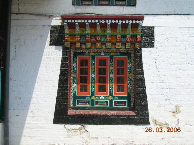 Zdj�cia: Gangtok, Sikkim, klasztor Enchey, INDIE