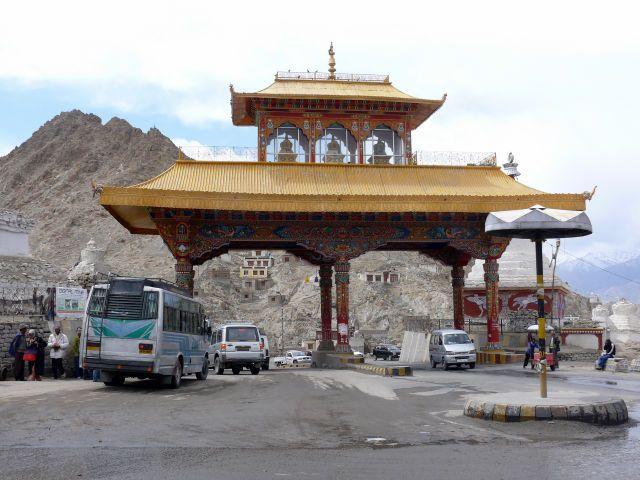Zdjęcia: Leh, Ladakh, ulice Leh, INDIE
