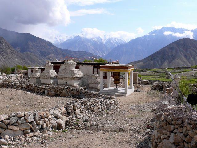 Zdjęcia: Dolina Nubry, Ladakh, Tu kończy się świat...., INDIE