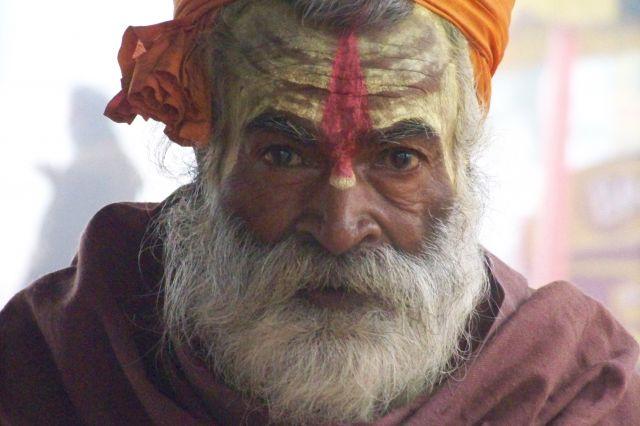 Zdjęcia: Kolo Nalandy-Bihar, Bihar, Sadhu, INDIE