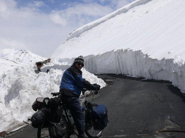 Zdjęcia: Himachal Pradesh, Himalaje, Droga na Baralacha La 4982m. n. p. m. , INDIE