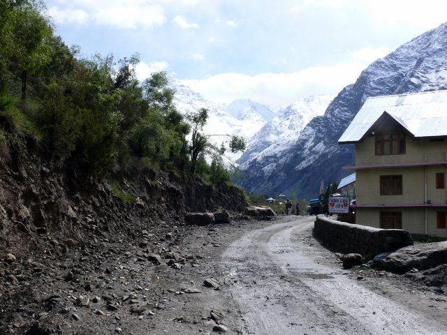Zdjęcia: Himachal Pradesh, Himalaje, Ostatnie spojrzenie , INDIE