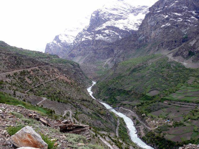 Zdjęcia: Himachal Pradesh, Himalaje, Okolice Darcha, INDIE