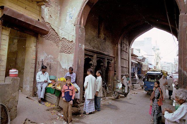 Zdjęcia: Jaipur, Rajasthan, ulica Jaipuru, INDIE