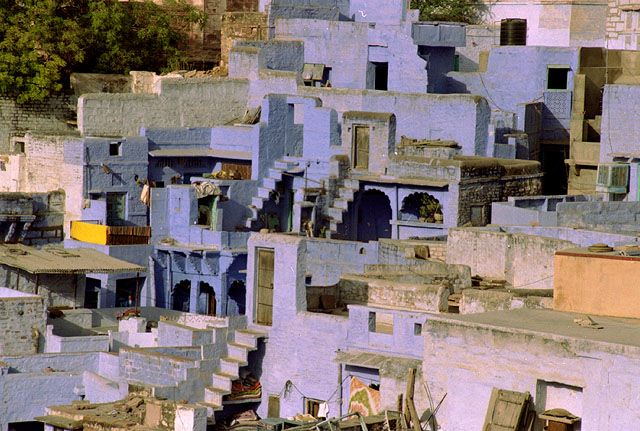 Zdjęcia: Jodhpur, Rajasthan, Blękitne Miasto, INDIE