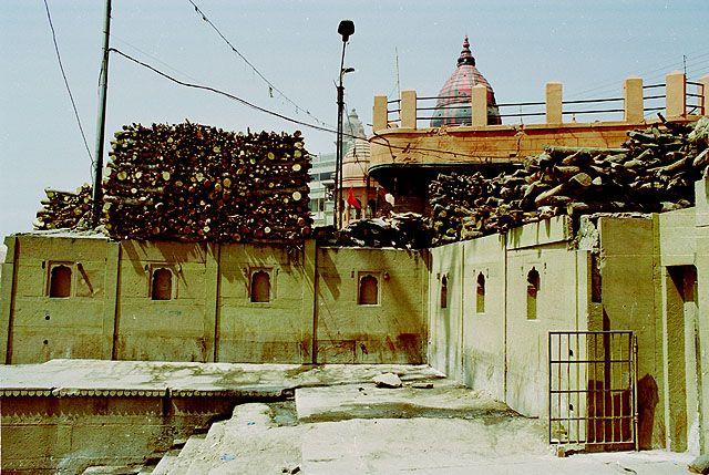Zdjęcia: Varanasi, na ghatach, INDIE