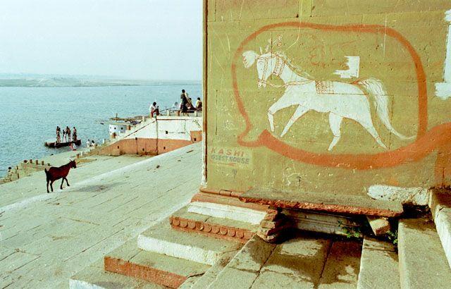 Zdjęcia: Varanasi, ghaty, INDIE