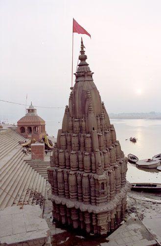 Zdjęcia: Varanasi, świątynia Sziwy, INDIE