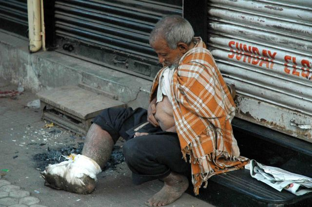 Zdjęcia: Bombaj, chromy, INDIE
