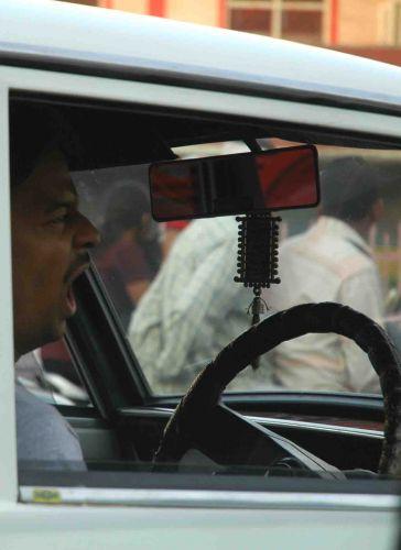 Zdjęcia: Bombaj, nudy w pracy, INDIE