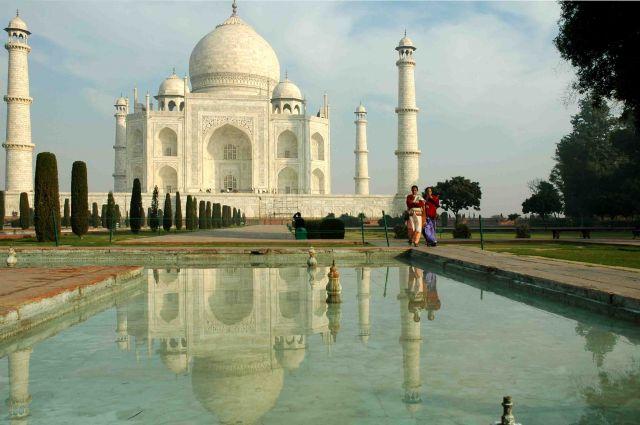 Zdjęcia: agra- taj mahal, NAPRAWDĘ CUD!, INDIE