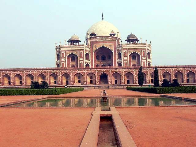 Zdjęcia: Delhi, Indie, Mauzoleum Humajuna, INDIE