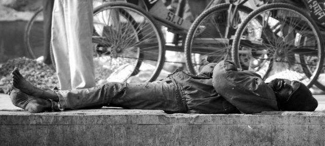 Zdjęcia: Delhi, Odpoczynek, INDIE