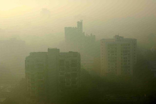 Zdjęcia: delhi, wschód nad delhi, INDIE