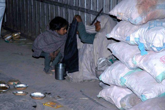 Zdjęcia: old delhi, teraz schowamy spodenki do szafy...., INDIE