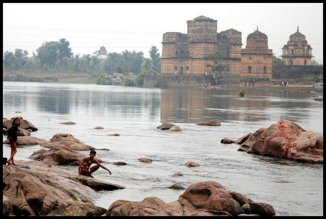 Zdjęcia: Orchha, Madhya Pradesh, Orchha, INDIE