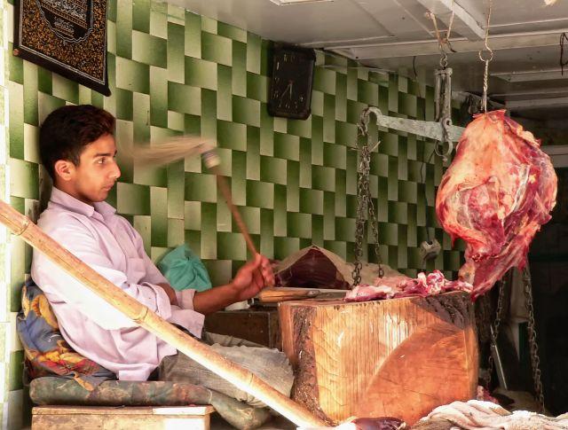 Zdjęcia: Srinagar, zamiast lodówki, INDIE