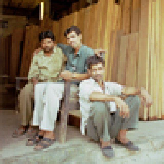 Zdjęcia: Delhi, Stolarze (miniatura), INDIE