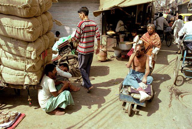 Zdjęcia: Delhi, peryferia stolicy, INDIE