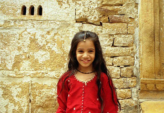 Zdjęcia: Jaisalmer, Rajasthan, Uśmiech Złotego Miasta, INDIE