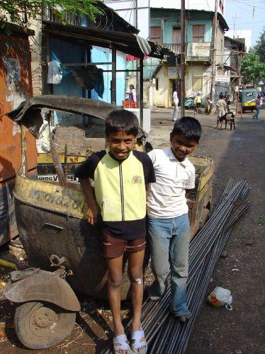 Zdjęcia: Pune, Ta riksza już nie odjedzie, INDIE