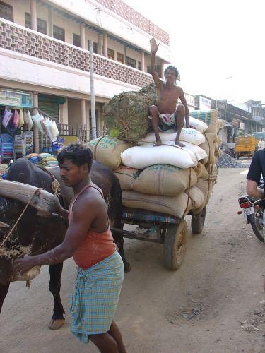 Zdjęcia: Pondicherry, Wehikuł czasu, INDIE