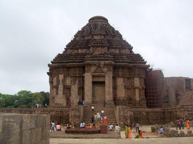 Zdjęcia: Konarak, Orissa, Świątynia słońca, INDIE