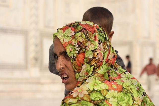Zdjęcia: Gdzieś w Indiach, Zęby, INDIE