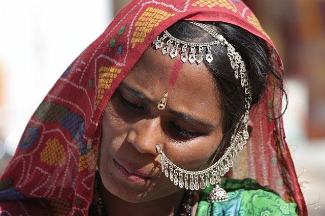 Zdjęcia: Gdzieś w Indiach, Indyjskie ozdoby, INDIE