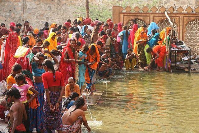 Zdjęcia: Świątynia Galty, Jaipur, Galta, INDIE