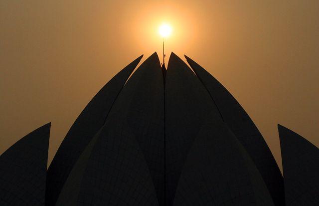 Zdjęcia: Delhi , Delhi, Swiątynia Lotosu, INDIE