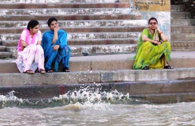 Zdj�cia: gdzies na szlaku.., r�nimy si�.. foto z nad Gangesu, INDIE