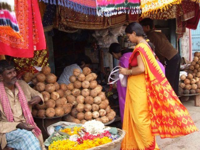 Zdjęcia: gdzies na szlaku.., shopping, INDIE