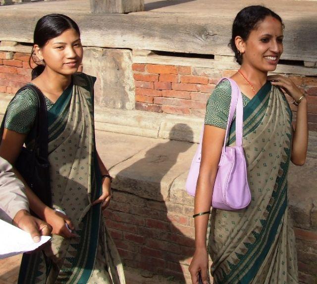 Zdjęcia: gdzies na szlaku.., siostry czy robocze ubranko?;), INDIE