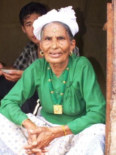Zdjęcia: gdzies na szlaku.., sympatyczna madra kobiecina, INDIE