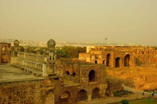 Zdjęcia: Indie, Indie, Ruiny, INDIE