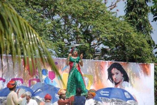 Zdjęcia: Kalkata, Sektor 3, Salt Lake City, HOLI - Festiwal kolorow, INDIE