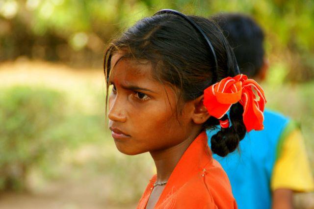 Zdjęcia: Indie, -Indie, Kokarda, INDIE
