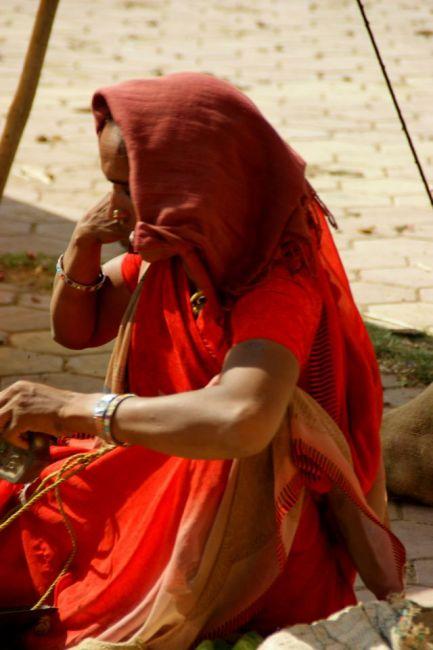 Zdjęcia: Mandi, Mandi, W czerwonym, INDIE