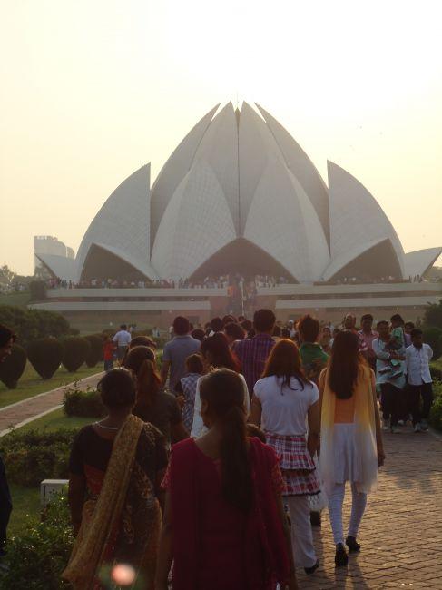 Zdjęcia: Delhi, Delhi, Lotus Temple , INDIE