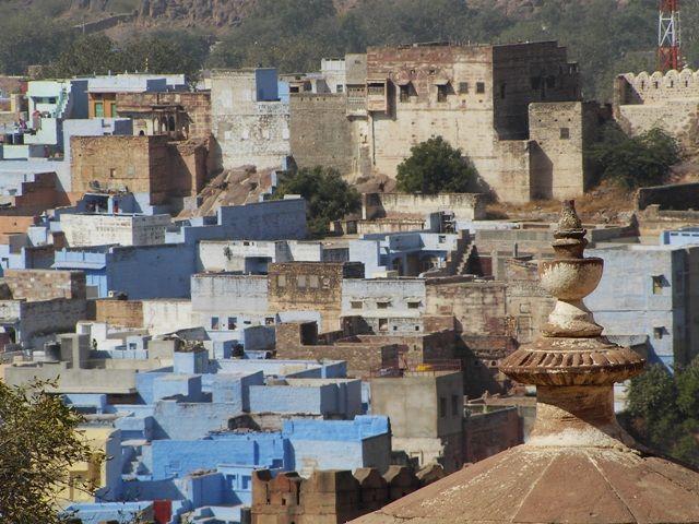 Zdjęcia: Jodhpur, Rajasthan, domostwa, INDIE