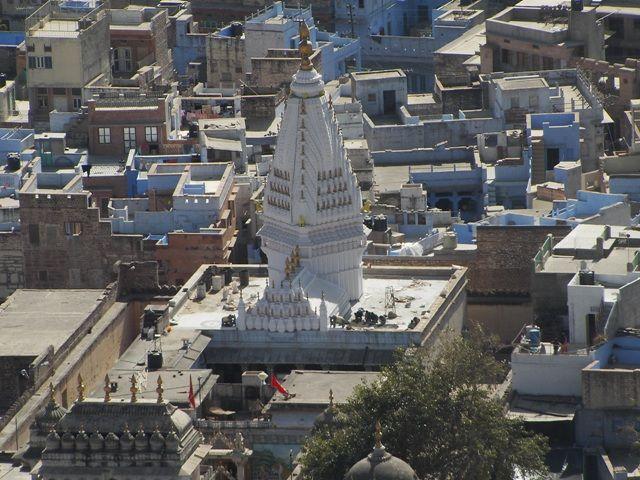 Zdjęcia: Jodhpur, Rajasthan, światynie Jodhpuru, INDIE