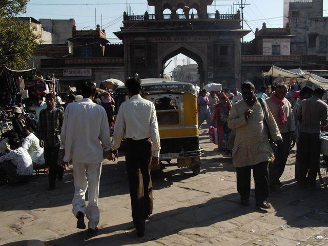 Zdjęcia: Jodhpur, Rajasthan, wyrazić przyjaźń...:-), INDIE