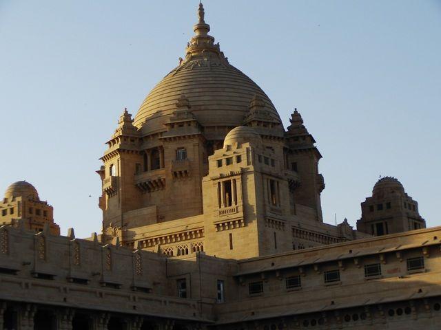 Zdjęcia: Jodhpur, Rajasthan, pałac Umaid Bhawan, INDIE